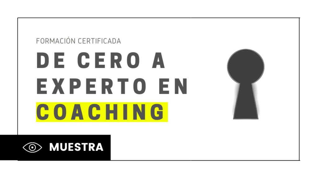 Muestra de contenidos   De cero a experto en coaching